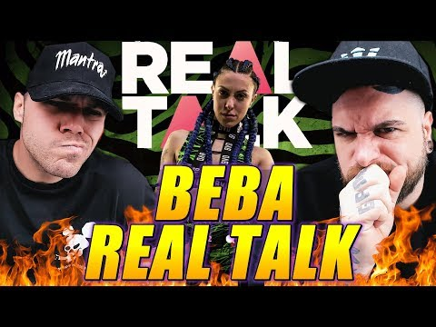 BEBA a Real Talk *REACTION* by Arcade Boyz