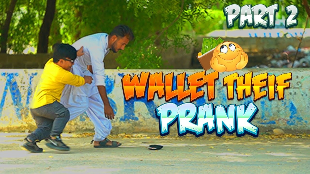 Download | Wallet Thief Prank Part 2 |  By Rizwan Khan in | P4 Pakao | 2021