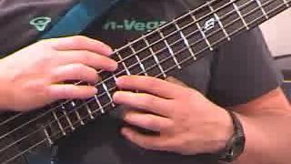 Warp 3 Bass Lesson 1:Two-Handed Bossa Nova