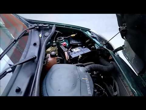Ремонт Renault Kangoo |Рено кангу проблема с проводом на массу | не заводится
