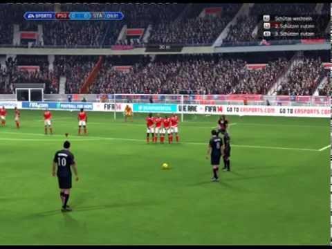 FIFA 14 (UEFA Champions League Spiel.95 Paris Saint-Germain vs Standard Lüttich)