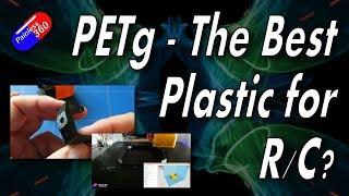 Turnigy Fabrikator II Mini - PETg - The Best Plastic Choice?