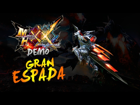 how to get mhxx demo