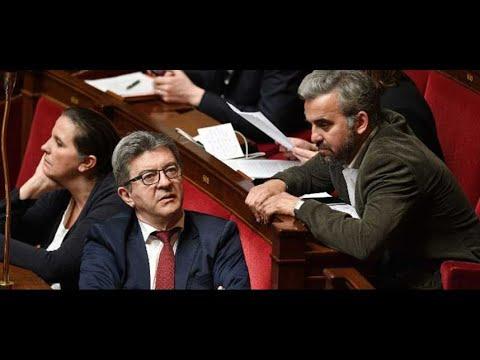 Huit cadres de la France insoumise entendus