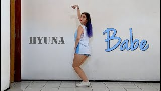 HYUNA - 베베 (BABE) | Dance Cover