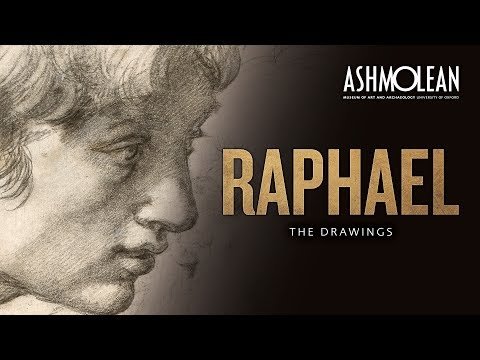 Raphael: The Drawings – an exhibition at the Ashmolean Museum, Oxford, 2017