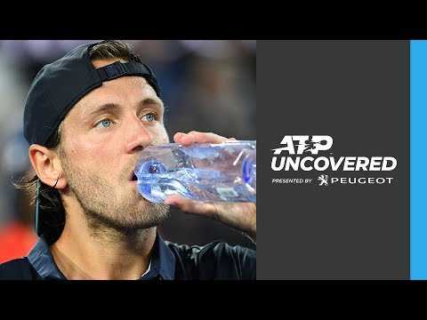 Uncovered: Pouille's Journey To Professional Tennis