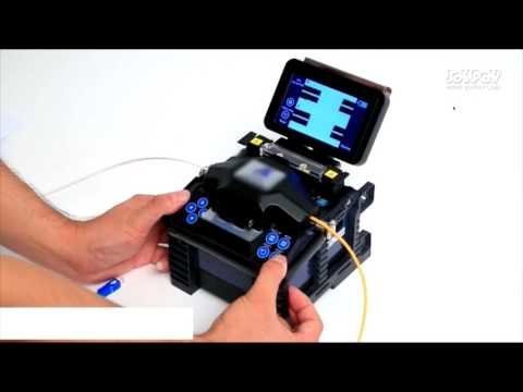 Fully Automatic Optical Fiber Fusion  Splicer 7 Seconds Fast Welding Machine