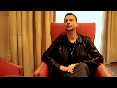 Dave Gahan's most memorable moment.