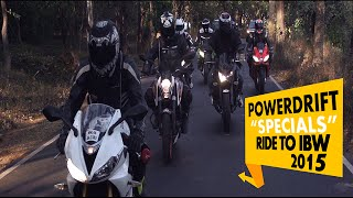 PowerDrift Specials: Ride to India Bike Week