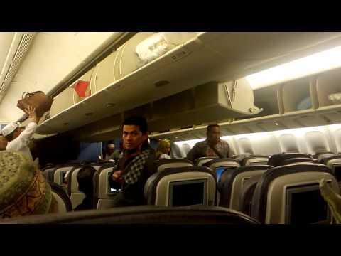 Kabin Pesawat Saudia, Saudi Arabia Airline