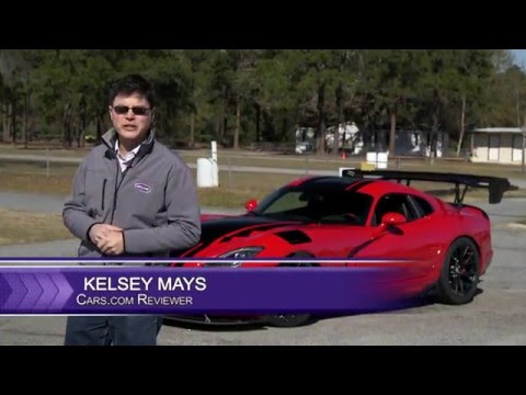 Luxury 2016 Dodge Viper ACR 5 Cool Things  YouTube