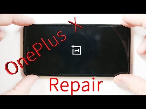 One Plus X Tear Down, Screen Repair, Charging Port fix, battery Replacement