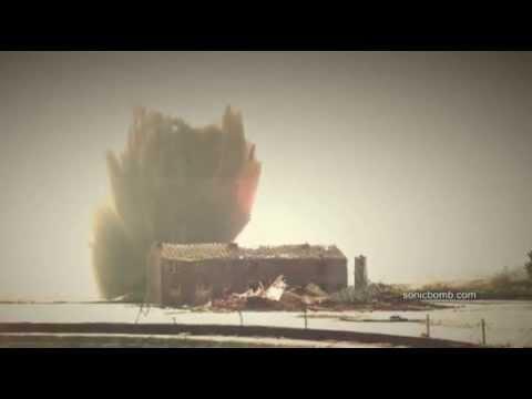 German V-2 Ballistic Missile Crash Test