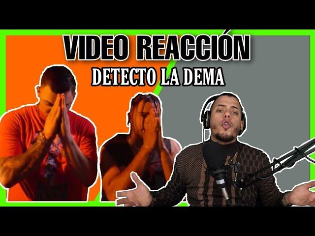Detecto La Dema - Jesús Brillo X Jaudy (Video Reacción) By El Peluche Radio