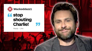 Charlie Day Responds to IGN Comments