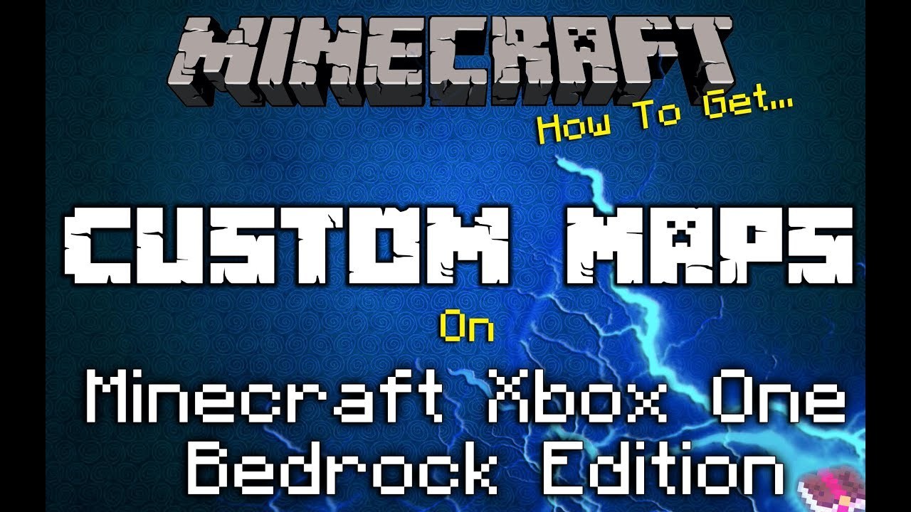 how to download minecraft maps on xbox one 2017