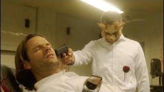 Supernatural 13x11 Dean Saves Sam From A Demon Auction