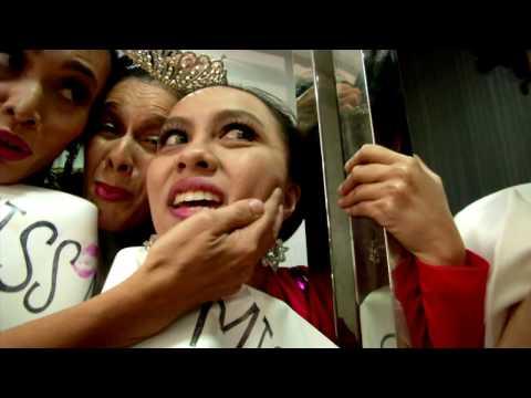 Di Sebalik Tabir Parodi MeleTOP Miss Universe _ Jihan Muse, Didie Alias, Amyza Adnan & Bell Ngasri