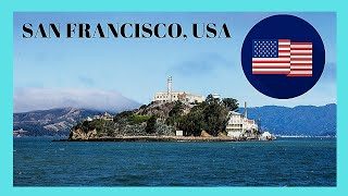 My tour of historic Alcatraz, San Francisco (California, USA)