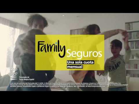 Spot CaixaBank Family Seguros