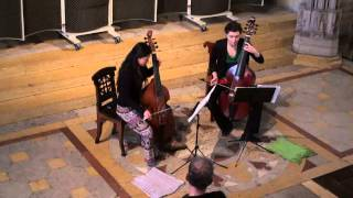 Joseph Bodin de Boismortier (1689 - 1755) - Première Sonate