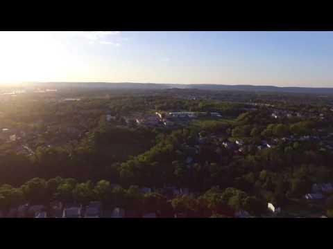 Flying drone in Steelton PA  pt2