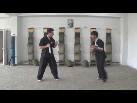 Armenian Wing Tsun.Artur Simonyan,4th level exam