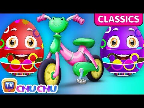 chuchu-tv-classics---passenger-vehicles-for-kids-|-surprise-eggs-nursery-rhymes