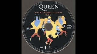 Queen - Live At Wembley Stadium (12-7-1986)