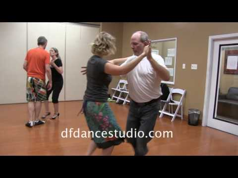 Argentine Tango Students at DF Dance Studio