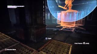 Batman Arkham City: Story Plus - Rescue Mr. Freeze from Penguin 1(Batman Beyond Costume)
