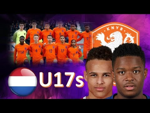 Top 5 Dutch Under 17s to Watch at Euro 2018!