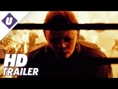 Halloween Kills (2020) & Halloween Ends (2021) - Official Announcement Teaser Trailer | SDCC 2019