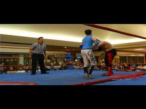 Triple Threat Television Championship Match & Colt Cabana !