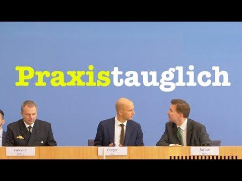 7. November 2018 - Bundespressekonferenz - RegPK