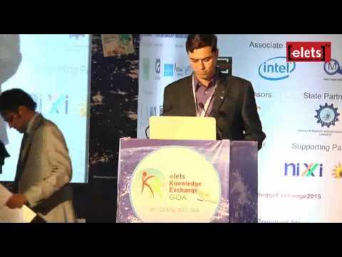 elets KE Goa'15 - Innovations in Healthcare