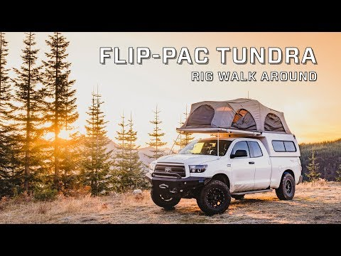 Flip Pac Tundra Rig Walk Around