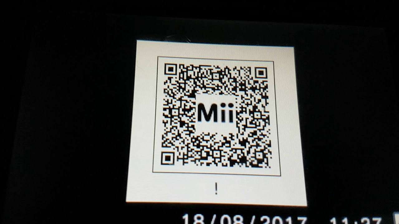 Regalo Codigo Qr Nintendo 3ds Y 2ds Youtube