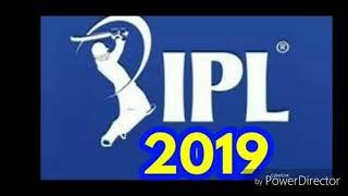 IPL 2019 | MATCH FIXTURES | SQUAD