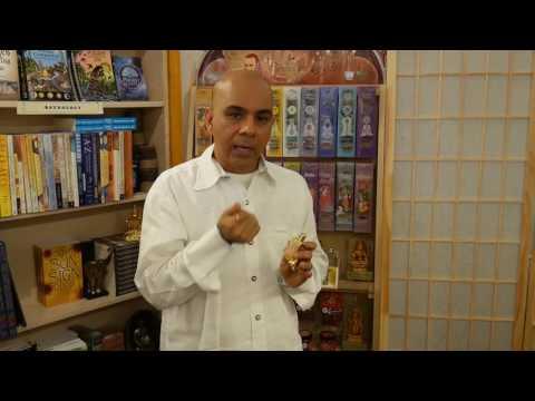 Testimonial about Prabhuji's Gifts by Rakesh Samani - Aum Shanti Bookshop, NYC, USA