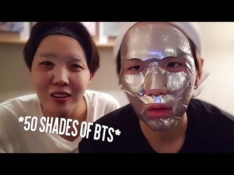 50 SHADES OF BTS #1