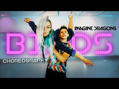 Imagine Dragons - Birds - Dance - Patman Crew Choreography
