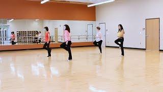 How Long - Line Dance  (Dance & Teach)
