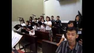 """Siapa yg berpegang"" Lagu Penutup PS.650. Misa Minggu Biasa XI di St.Yoseph Plg."