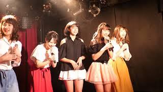 2018.3.25 新宿SAMURAIで行われたProduction i卒業祭からの 最後のコラ...