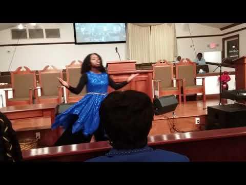 Praise Dance Marcia Warner