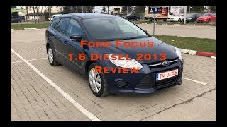 Ford Focus 2013 - Review