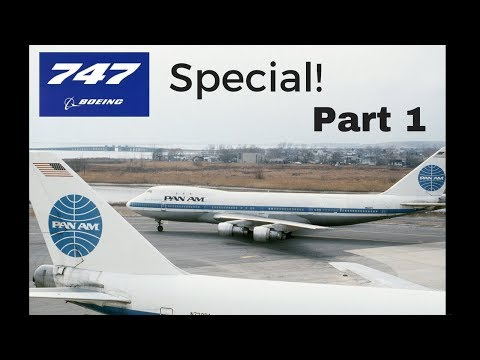 Boeing 747 & Concorde Special! - The Greatest Heathrow Airport Video Ever....?  Part 1