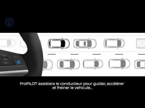 Nissan Leaf & technologie autonome ProPilot